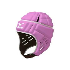 New Mizuno Rugby Headgear 14Ta80 63: Pink S Mens Rugby Shock absorption Japan