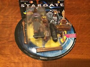 Stargate Official Action Figure HORUS Hasbro Toys 1994 New In Packet