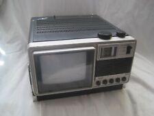 UNTESTED Retro MONTGOMERY WARD Television TV Radio for TRUCKERS Model GEN12100B