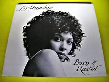 JOY DENALANE - BORN & RAISED | CD + DVD SUPER JEWEL CASE LIMITED DELUXE EDITION