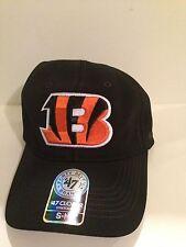 1d95c35cf52e71 Cincinnati Bengals 47 Brand 47 Closer Stretch fit hat S/M Black