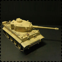 1:35 Scale German WW2 Panzerkampfwagen VI Ausf. E Tiger Tank DIY PAPER Model