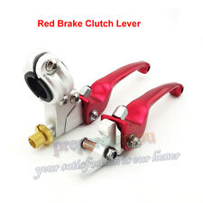 Red Brake Clutch Lever For Lifan YX 125cc 140 150 160cc SSR Piranha Dirt PitBike