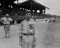 1919 Chicago White Sox EDDIE COLLINS Glossy 8x10 Photo Baseball Poster