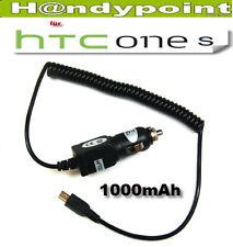 KFZ Auto  Ladekabel 12V - 24V Für HTC One S Ladegerät  PKW LKW  1000mAH