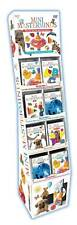 48 x Mozart 4 Babies Childrens Learning DVD & Retail Display Stand Wholesale NEW