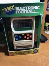 Mattel Electronic Football New Generation of Classic with Sound Handheld