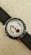 Ultra Rare FILA Men's Wind Master Alarm Chronograph Racer Sailing Watch 857-01