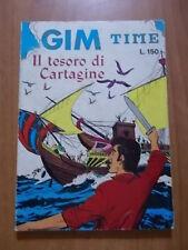GIM TIME / ALBI TRE STELLE n. 6 Edizioni Insubria 1969