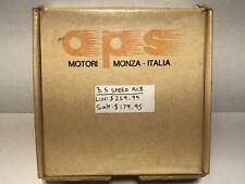 OPS 3.5 Speed RCB Marine Engine & Header -NIB -New Old Stock -->READ DESCRIPTION