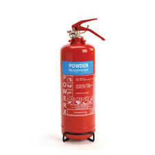 New Premium 2KG Powder Fire Extinguisher - For Class A,B,C and Electrical Fires