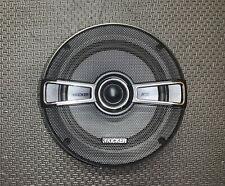 """Kicker 41 KSC654 6.5"""" 6-1/2 4-Ohm 2-Way Coaxial Speaker KSC65 Tweeter"""