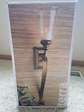 Terra Campbell Wall Sconce Candle Holder