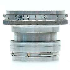 Zeiss 5cm f2 Sonnar Jens Lens