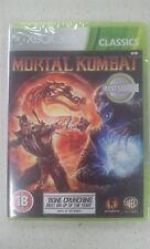 Mortal Kombat Classics Xbox 360 Game (NEW & SEALED)