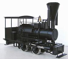 "YMM SUGAR PINE RAILROAD ""BETSY"" 0-4-0 F 1:20.3 Brass Logging Locomotive RTR FGBY"