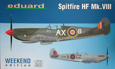 Eduard 1/72 EDK7449 Supermarine Spitfire HF Mk VIII Weekend Edition