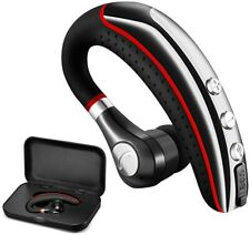Bluetooth Headset,Wireless v5.0 Business Bluetooth Earpiece in Ear Lightweight