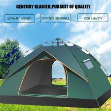 2-3 Personen Zelt Pop-up Familienzelt Automatikzelt Campingzelt Gruppen Zelt