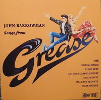 CD Grease / John Barrowman / Songs from Grease