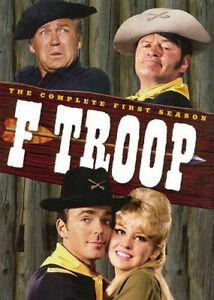 F Troop Season Series 1 ONE (DVD SET : 6 Disc) REGION 1