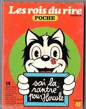LES ROIS DU RIRE POCHE n°14 ° 09/1979 ° (HERCULE)