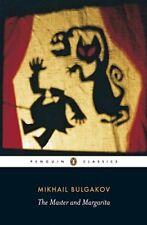 The Master And Margarita (Penguin Classics) by Mikhail Bulgakov | Paperback Book