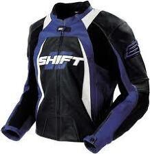Shift Racing SR-1 Motorcycle Leather Jacket - ST