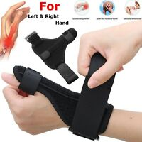 Thumb Spica Support Strap Brace De Quervains Splint Tendonitis Sprain Arthritis