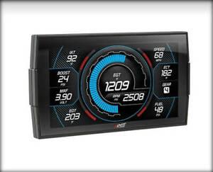 Edge CTS3 Insight 84130-3 Touch Screen Gauge for Silverado Sierra Duramax Diesel
