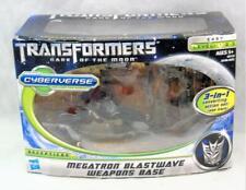 Transformers Dark Of The Moon DOTM Cyberverse Megatron Blastwave Weapons MISB