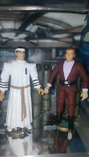 "star trek movie custom ""SPOCK AND KIRK""  lot of 2 "" MADE TO ORDER "" ETA 7 DAYZ"
