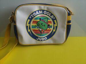 Retro Team Gola Judo Messenger Bag Team Tado
