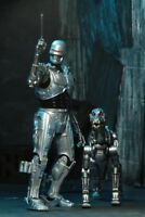 ROBOCOP vs TERMINATOR: 2-PACK ENDOCORP and TERMINATOR DOG 7″ Action Figure NECA