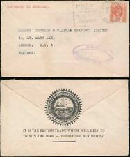 Business, Industry, Careers Used British Covers Stamps