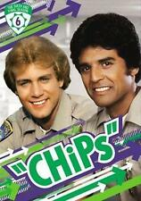 CHIPS the complete sixth series season 6 box set. Region free. New sealed DVD.