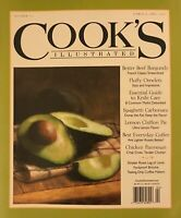 COOK'S Illustrated Magazine March and April 2013, Number 121