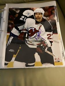 Scott Niedermayer New Jersey Devils Signed Auto 8x10 Photo