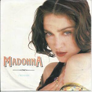 "Madonna - Cherish 7"" Vinyl Single 1989 German Pressing"