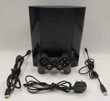 Sony PlayStation 3 PS3 Super Slim 500GB Video Game Console PAL TESTED COMPLETE