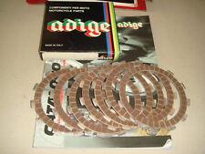 série 7 disques d'embrayage garnitures Adige HO100 HONDA CR 125 CROSS '86 87