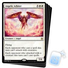 ANGELIC ARBITER X4 Commander Anthology Magic MTG MINT CARD