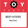 90311-47035 Toyota Seal, oil (for differential side gear shaft) 9031147035, New