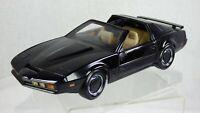 Vintage Original 1:18 Knight Rider KITT Pontiac Trans Am Toy Car Hoff Hasselhoff