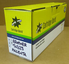 Cartridge World Replacement Magenta Toner Cartridge for Brother TN325 Printer