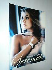 KATHERINE JENKINS -SERENADE -TOUR -PROGRAMME -2006