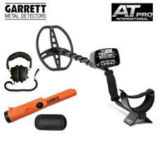 Garrett AT Pro Metalldetektor + Garrett Pro Pointer AT
