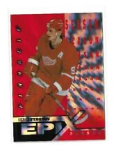 1997-98 PINNACLE EPIX SEASON ORANGE #5 SERGEI FEDOROV RED WINGS