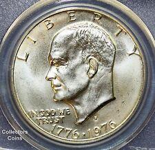 1976-S Silver PCGS MS67 Eisenhower $1- Lustrous Superb Gem Offered @ Wholesale