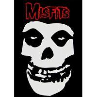 Misfits - Skull Postcard